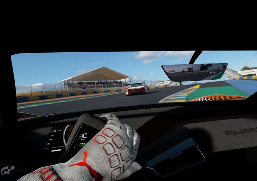 Audi GT Sport RaceHome