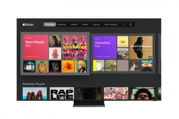 Samsung Apple Music Smart TV