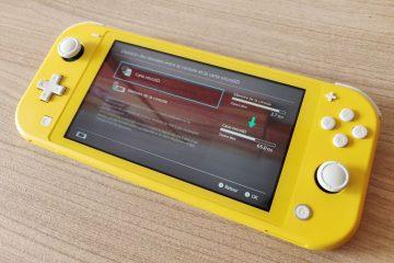 Tuto Switch Transférer logiciels jeux microSD