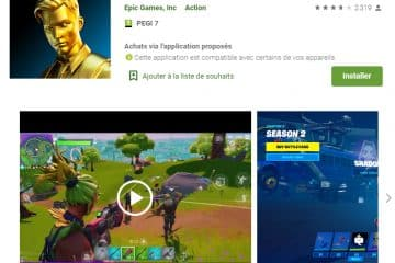 Comment télécharger Fortnite sur Android