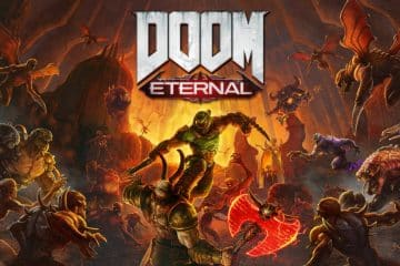 Test DOOM Eternal Xbox One X