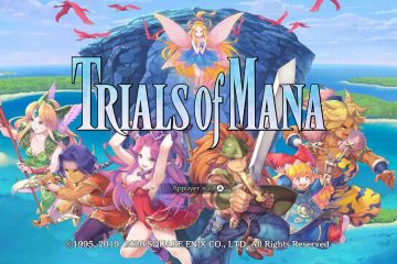 Test Trials of Mana Remake Nintendo Switch PS4