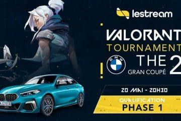 Tournoi BMW Valorant LeStream