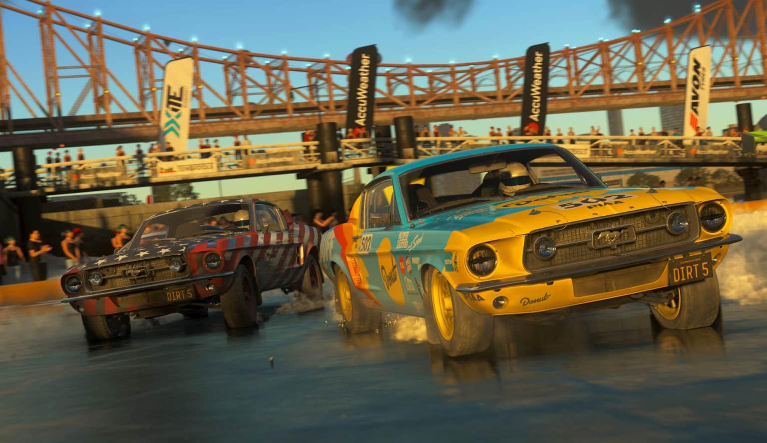 DIRT5 Xbox Series X