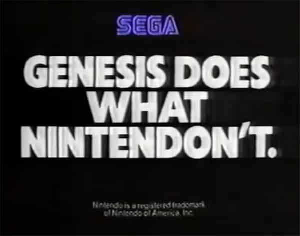 SEGA Genesis Does What Nintendon't