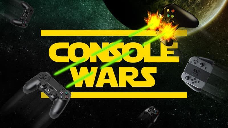 Guerre des Consoles