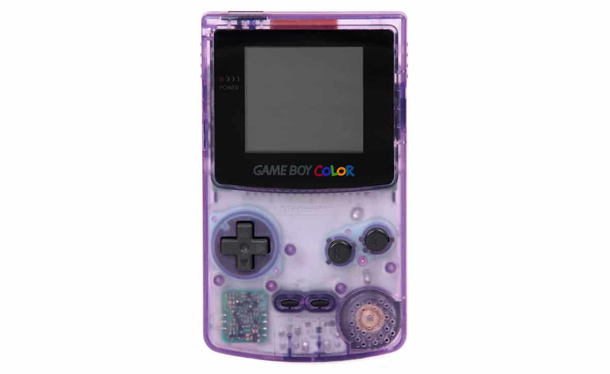 Nintendo Switch Lite Game Boy Color Edition