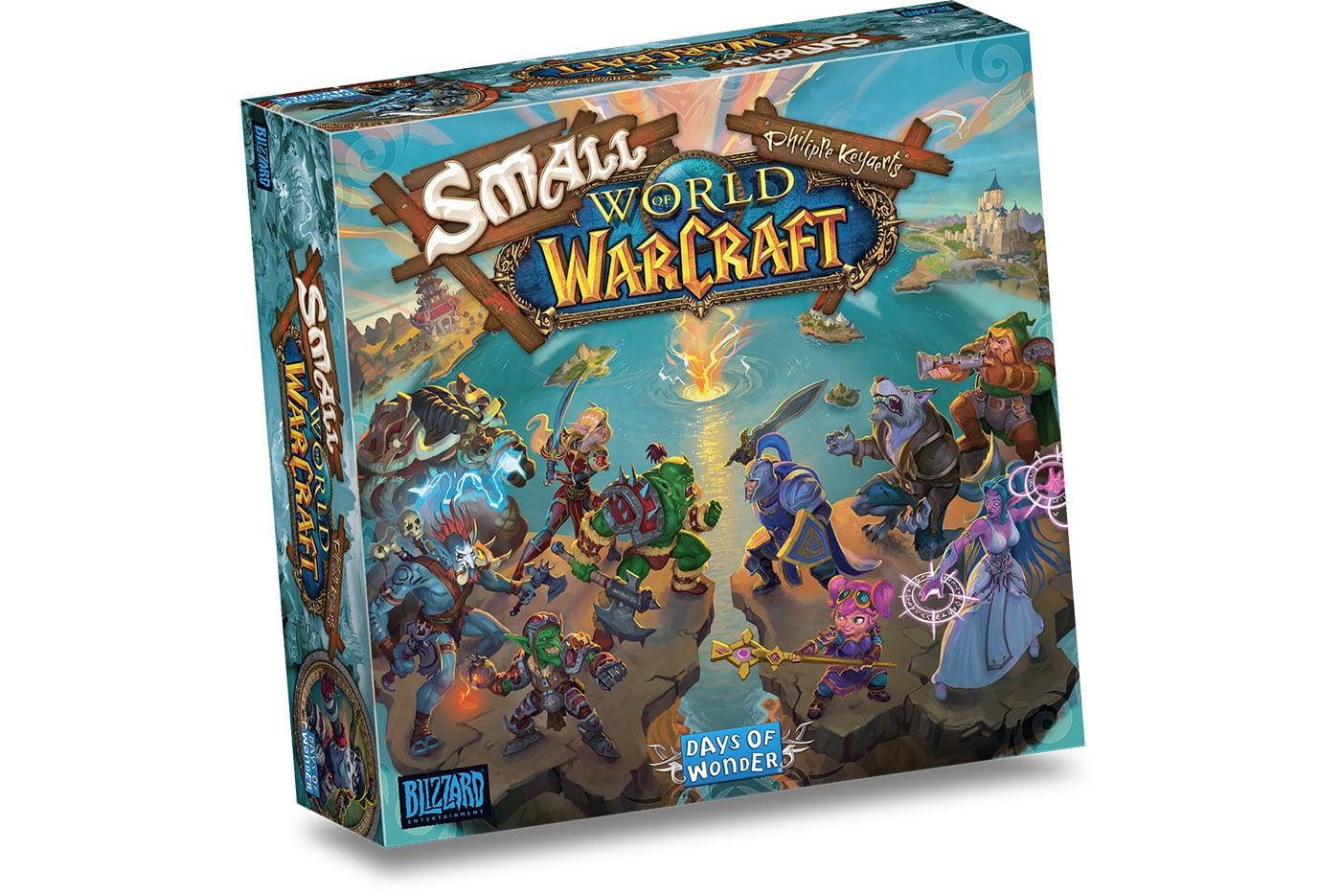 Jeu de société Small World of Warcraft France