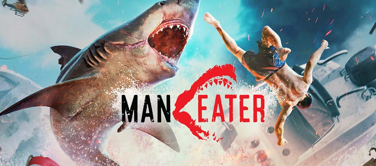 Test Maneater PS4 Pro Xbox One X