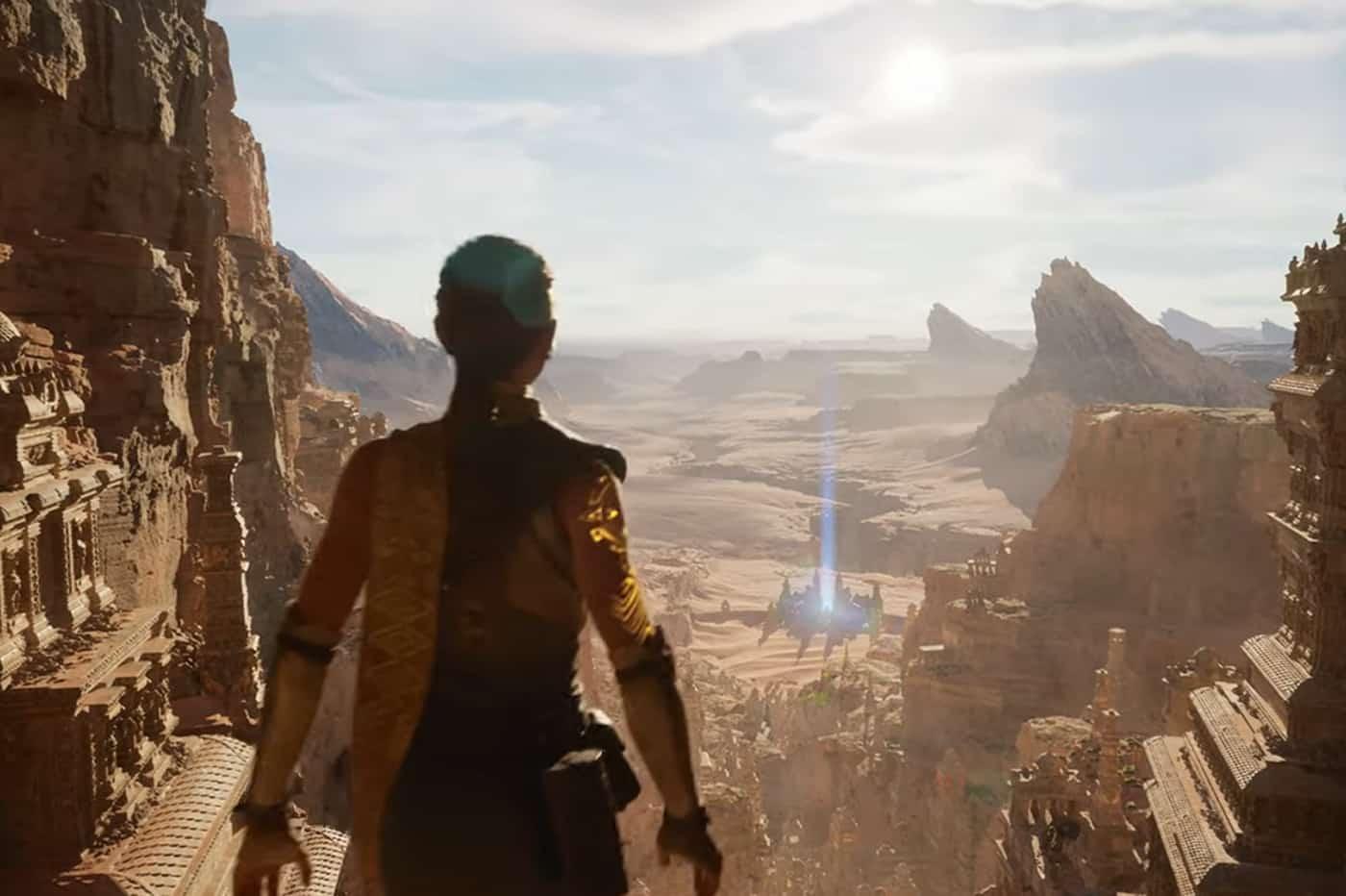 Epic Games révèle la beauté du nouveau Unreal Engine 5