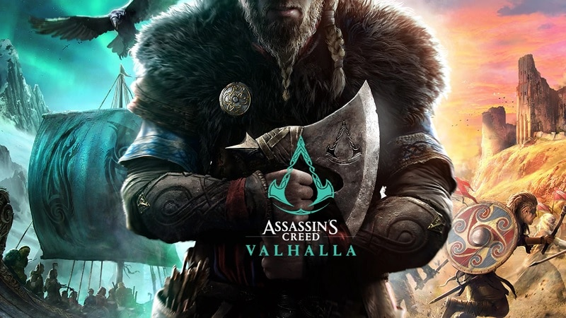 Assassin Creed Valhalla 4K Xbox Series X