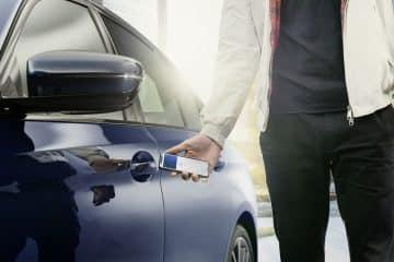 BMW Digital Key iPhone