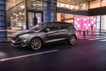 Nouvelle Ford Fiest mHEV hybride