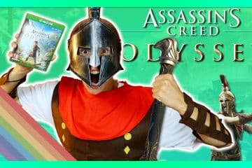Test Assassin Creed Valhalla Odyssey