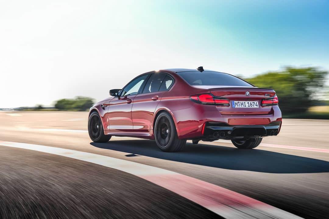 Prix BMW M5 Competition
