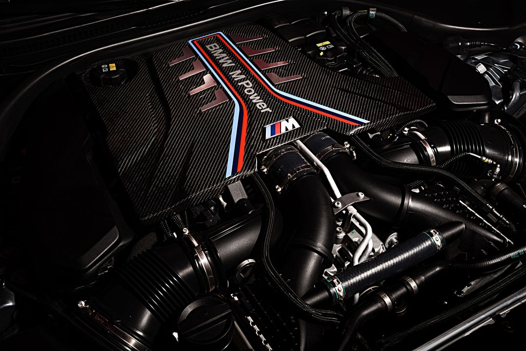 Prix BMW M5 Competition (4)