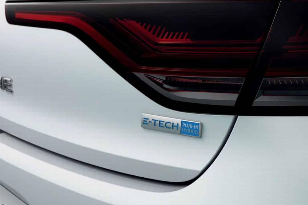 Renault Megane 2020 Hybride