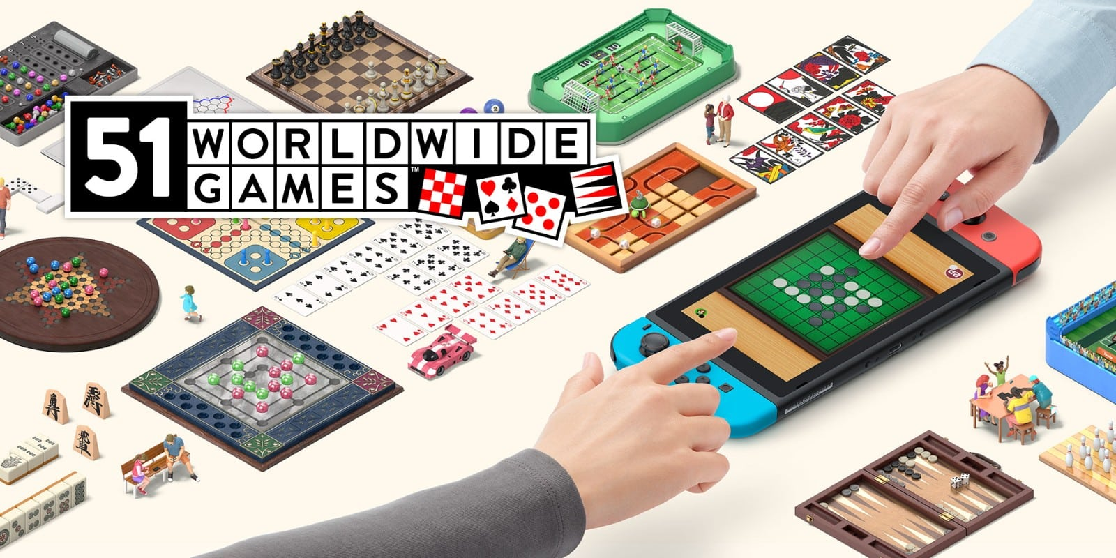 Test review avis 51 Wordwide Games Nintendo Switch