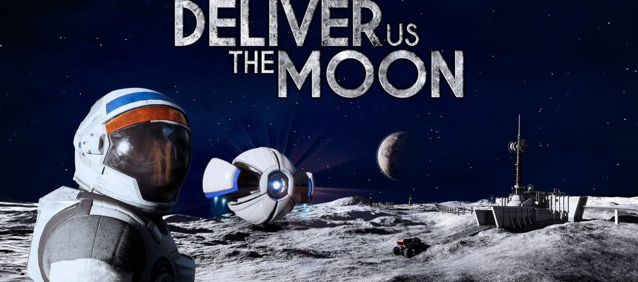 Test Deliver us The Moon PS4 Xbox Nintendo Switch