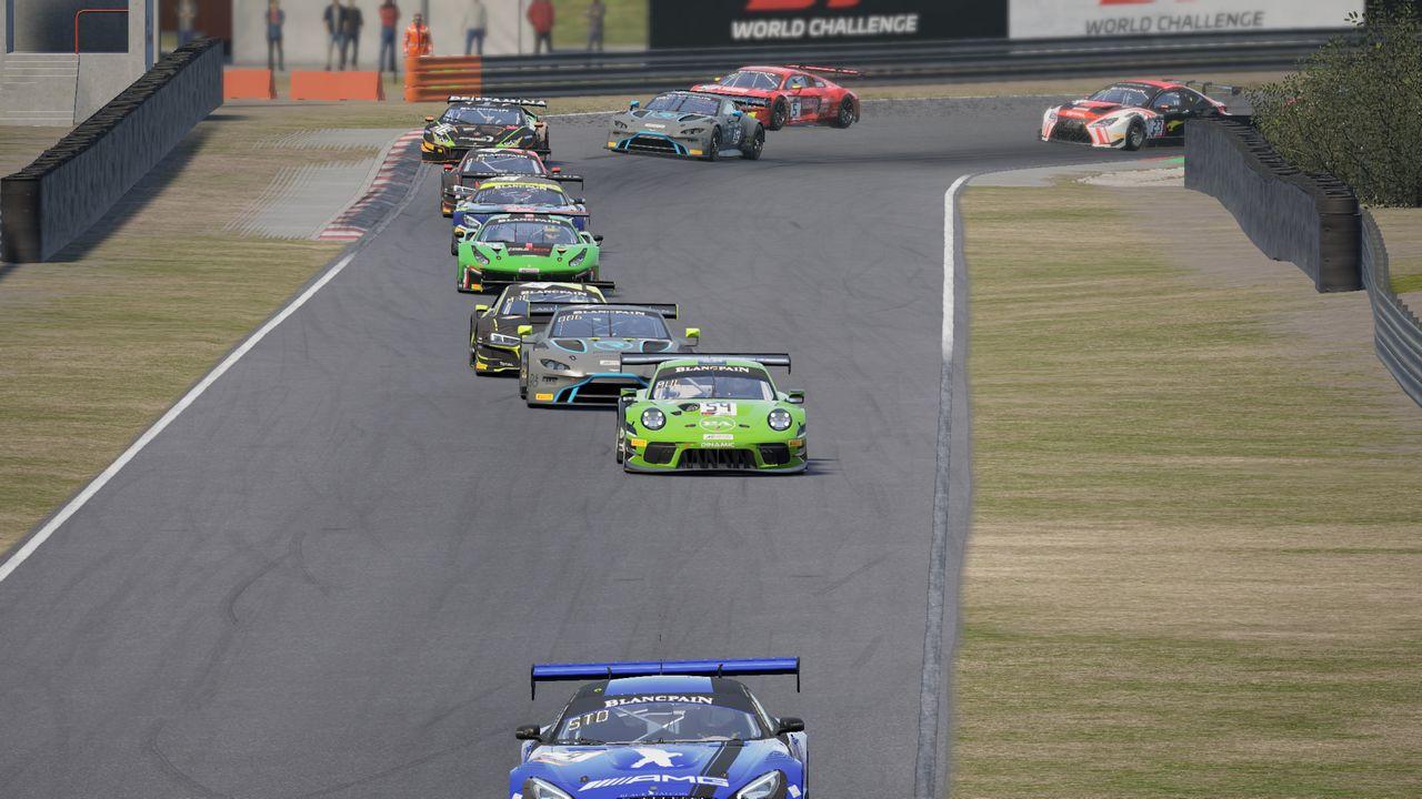 Test Assetto Corsa Competizione PS4 Xbox One X