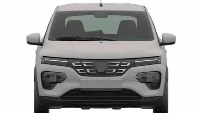 Dacia Spring electrique
