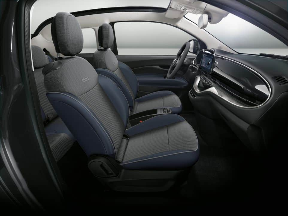 Fiat 500 France Edition