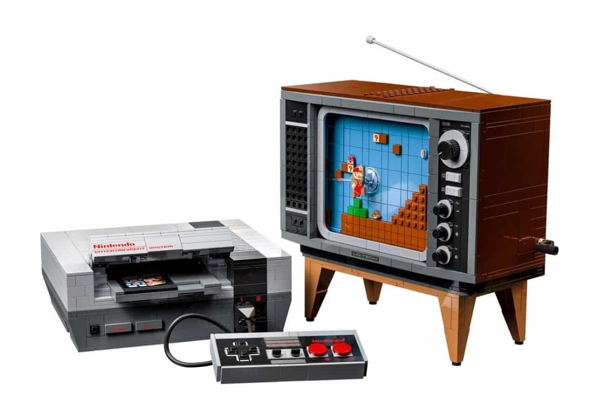 LEGO Super Mario Nintendo Entertainment System