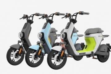 Ninebot Segway scooter electrique