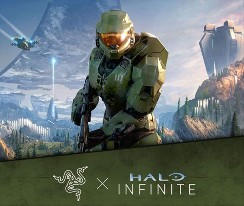 Halo Infinite Razer