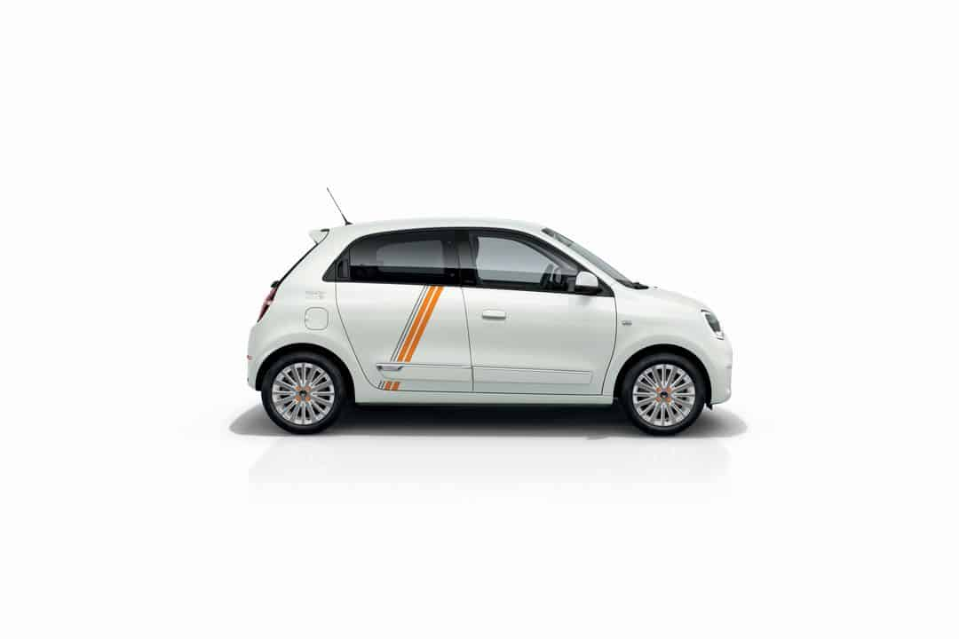Nouvelle Renault Twingo Electrique