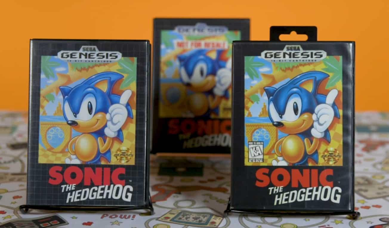 Sonic Genesis ESRB