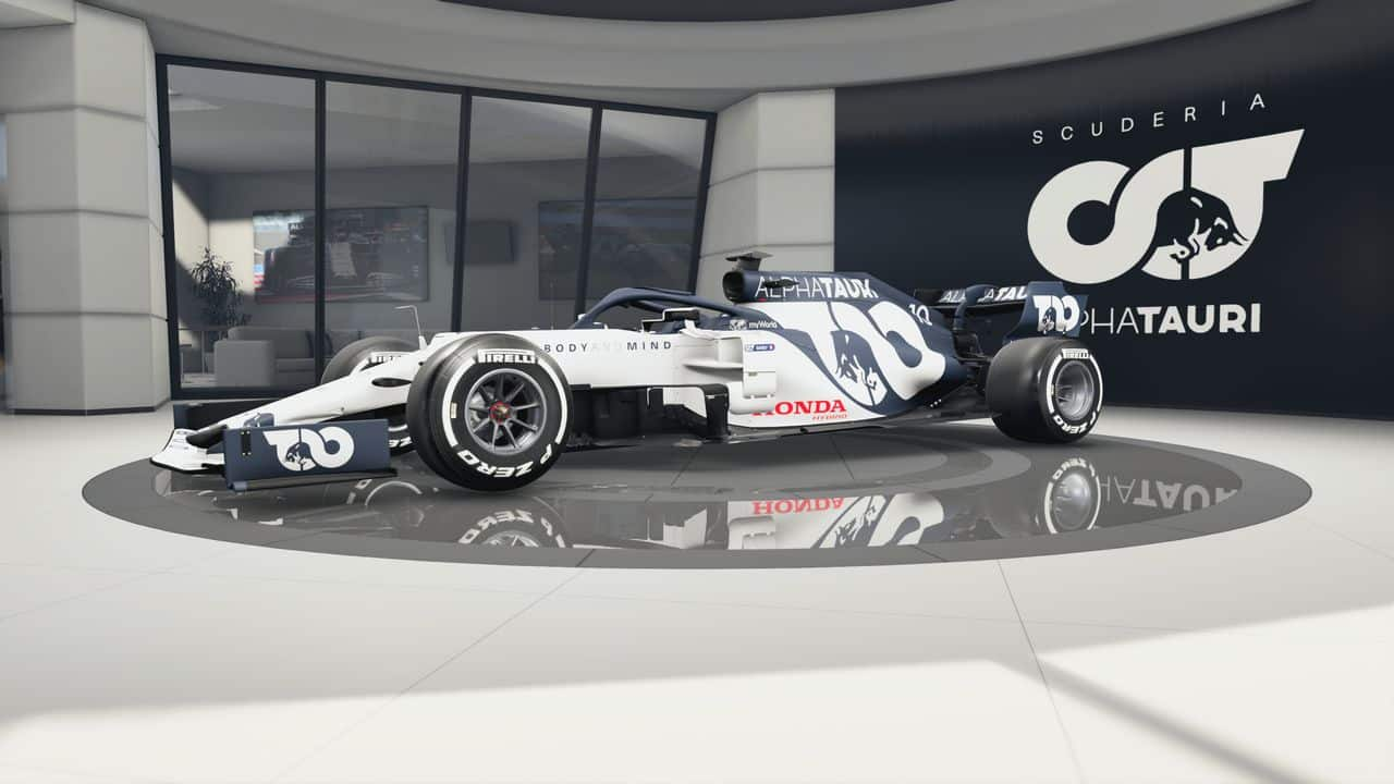 Test F1 2020 PS4 Pro Xbox One X