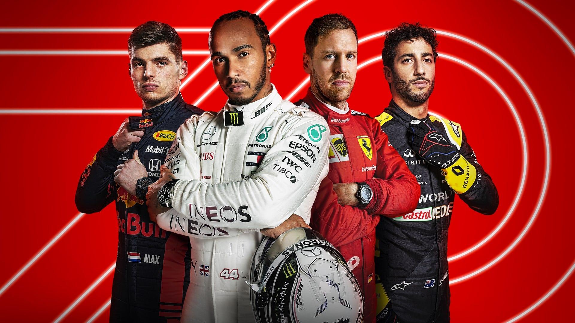 Test F1 2020 PS4 Xbox