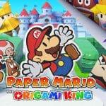 Test Paper Mario Nintendo Switch