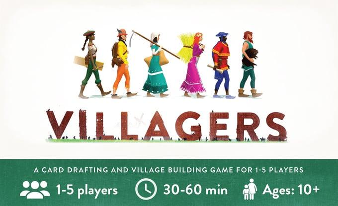 Test Villagers Jeu de Société