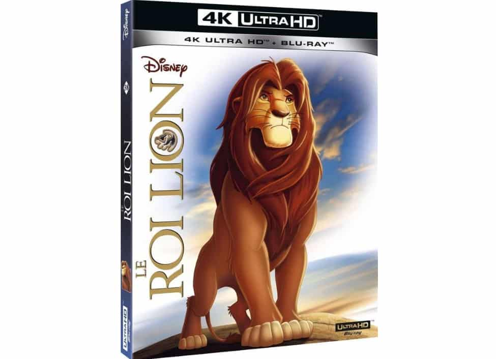 Test Roi Lion 4K PP Garcia