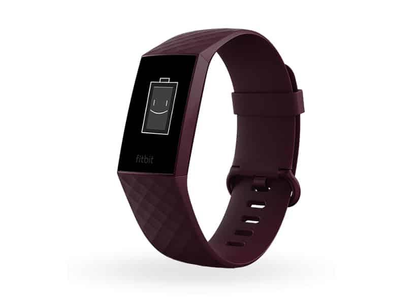 Avis Fitbit Charge 4 Batterie
