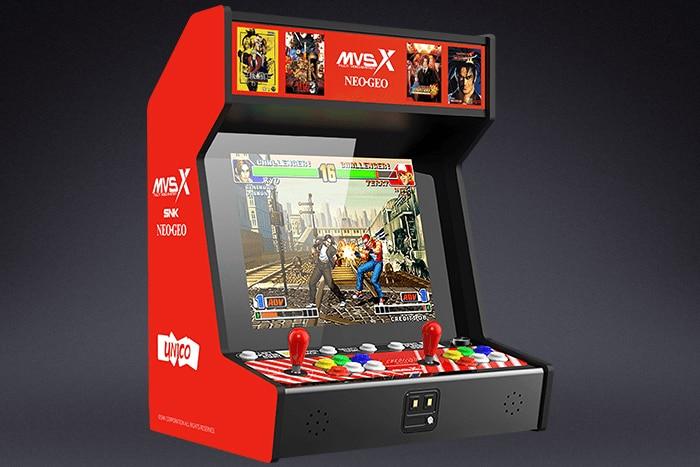 Prix borne arcade SNK MVSX