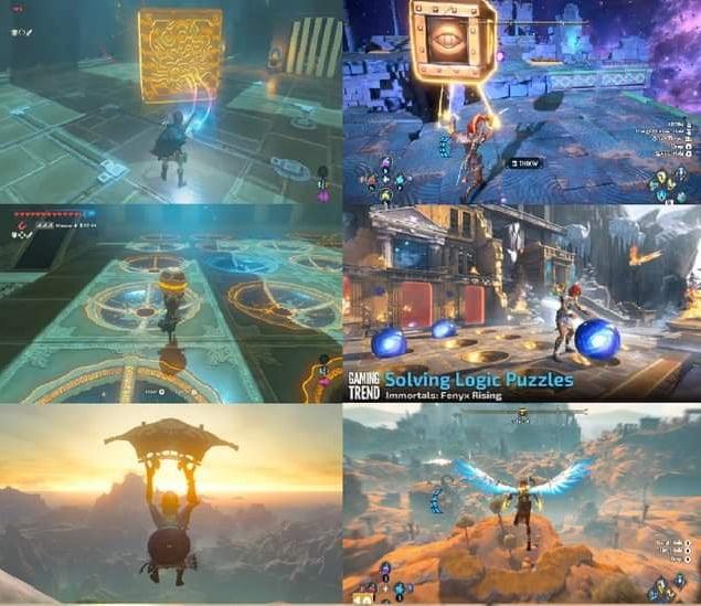 Fenyx Rising Plagiat Zelda