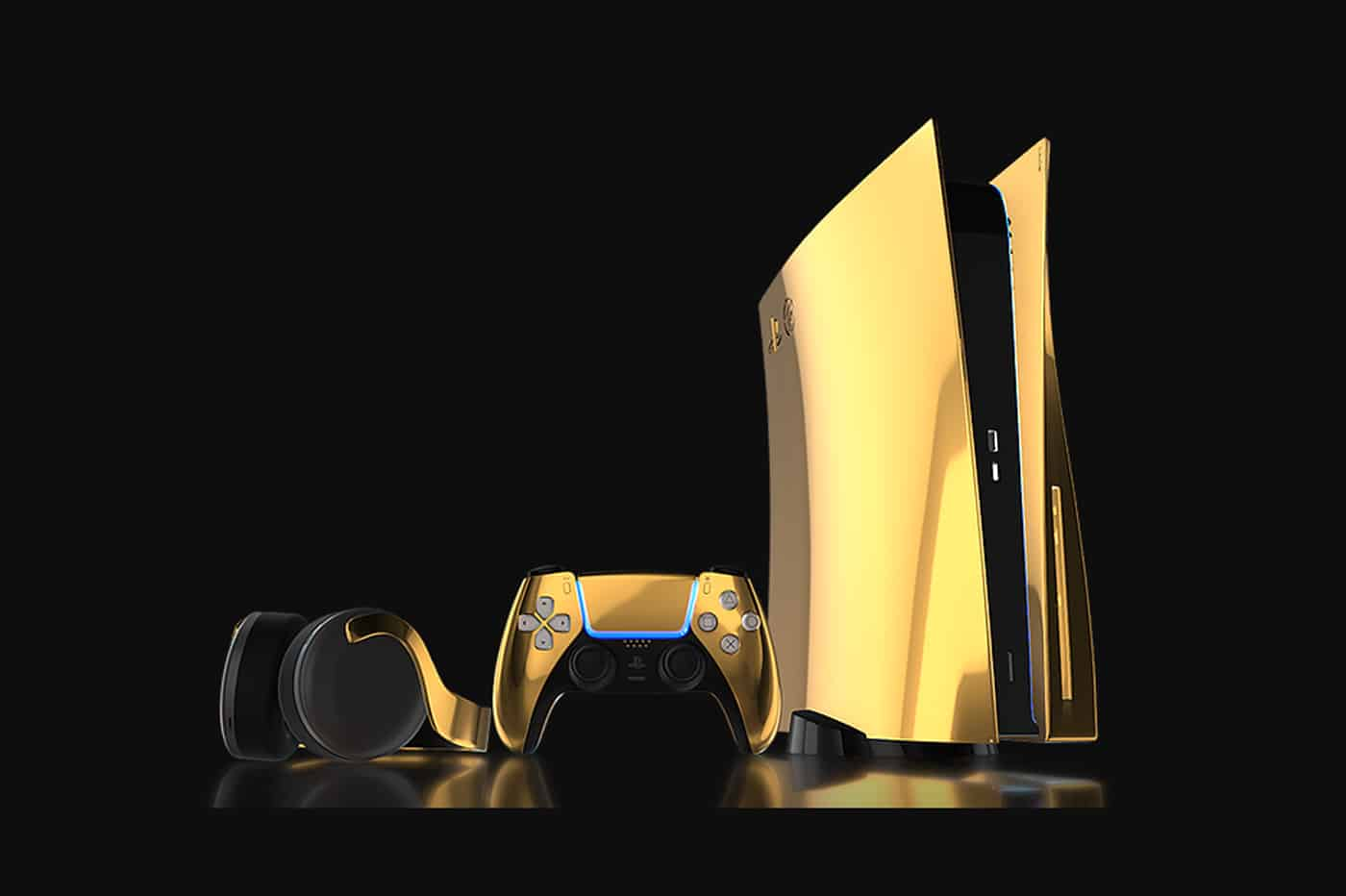 Prix PS5 4K Gold Edition