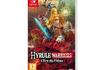 Test Hyrule Warriors Ere Fleau
