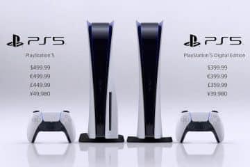 Prix PS5 France
