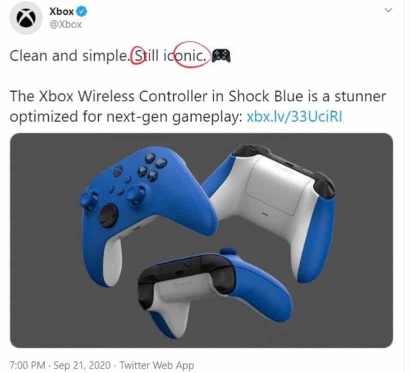 SEGA Xbox Sonic