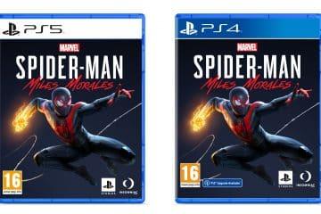 Spider-Man Miles Morales sur PS4 et PS5