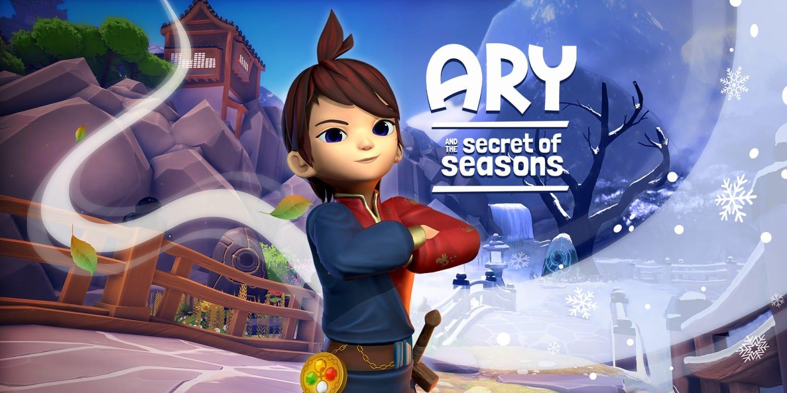 Test Ary Secret Seasons