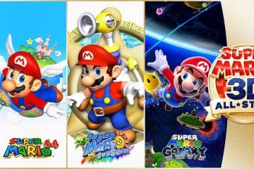 Test Review Super Mario 3D All Stars