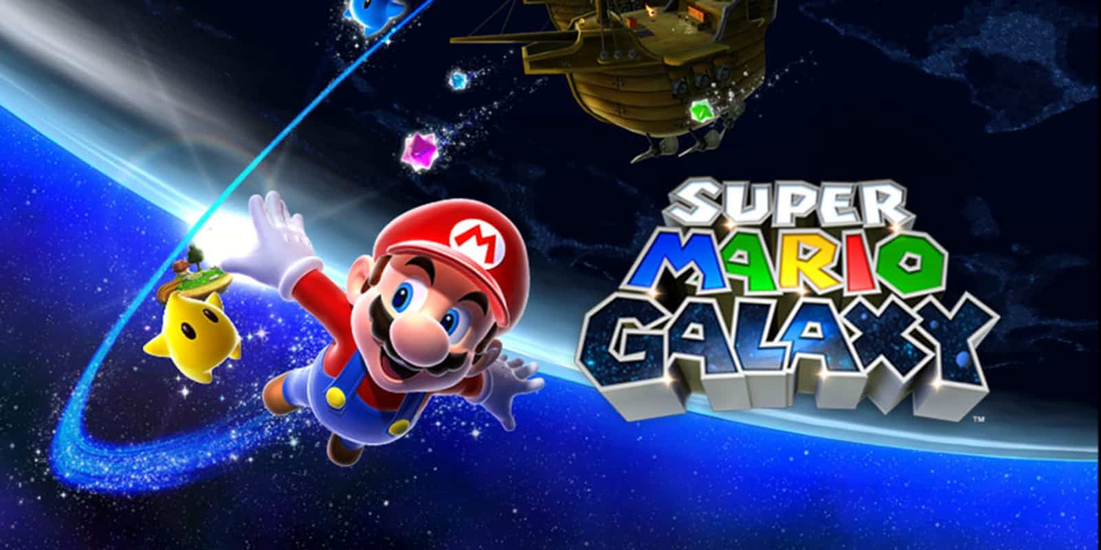 Test Super Mario Galaxy Nintendo Switch