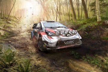 Test nouveau WRC 9