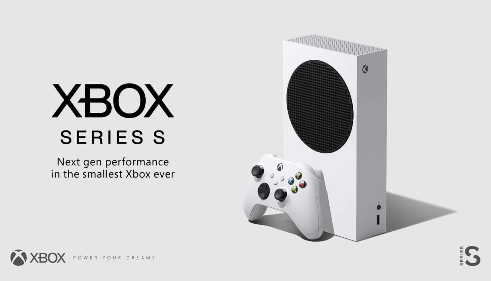 Prix Xbox Series S