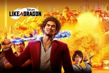 Yakuza Like a Dragon PS5 Xbox